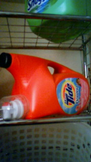 Tide with a touch of Downy