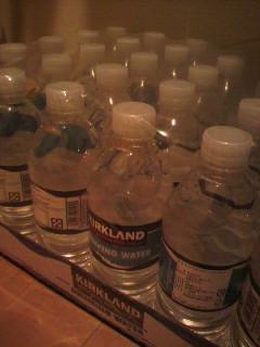 コストコブランド飲料水